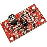Acxico 1Pcs AD828 Stereo Dynamic Microphone Preamplifier Board Pickup Module DC 3.8V-15V MIC Preamp Module