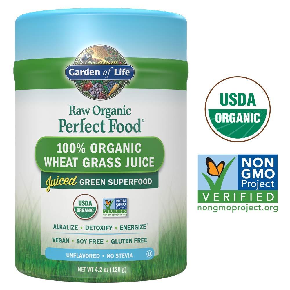 200ba6ef3 Amazon.com: Garden of Life Raw Organic Perfect Food 100% Organic USA ...