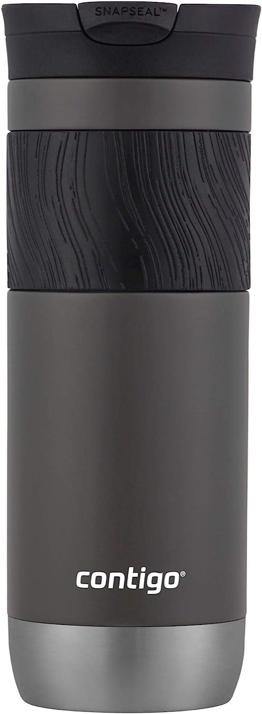 Contigo Snapseal Insulated Travel Mug, 20 oz, Sake