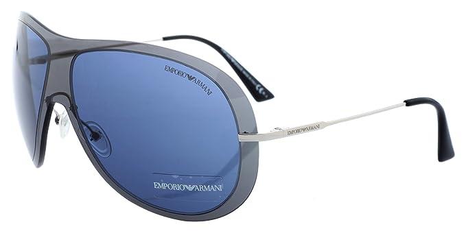 Emporio Armani - - Lunettes de soleil 9720 S  , One Size, Blueaviopallad 1d0e6dbc52ec