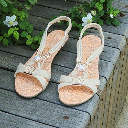 Calzado sandalias seven Thirty Donyyyy femenino qwTxFAWgFZ