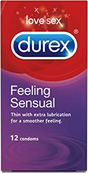 Durex Preservativos Sensación Sensual – Pack de 12: Durex ...