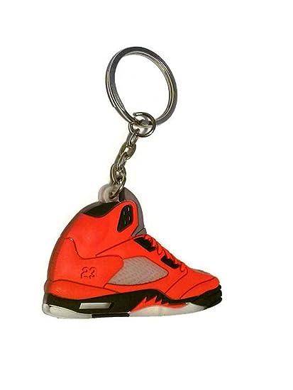 Jordania 5 V zapatos llavero B43: Amazon.es: Oficina y papelería