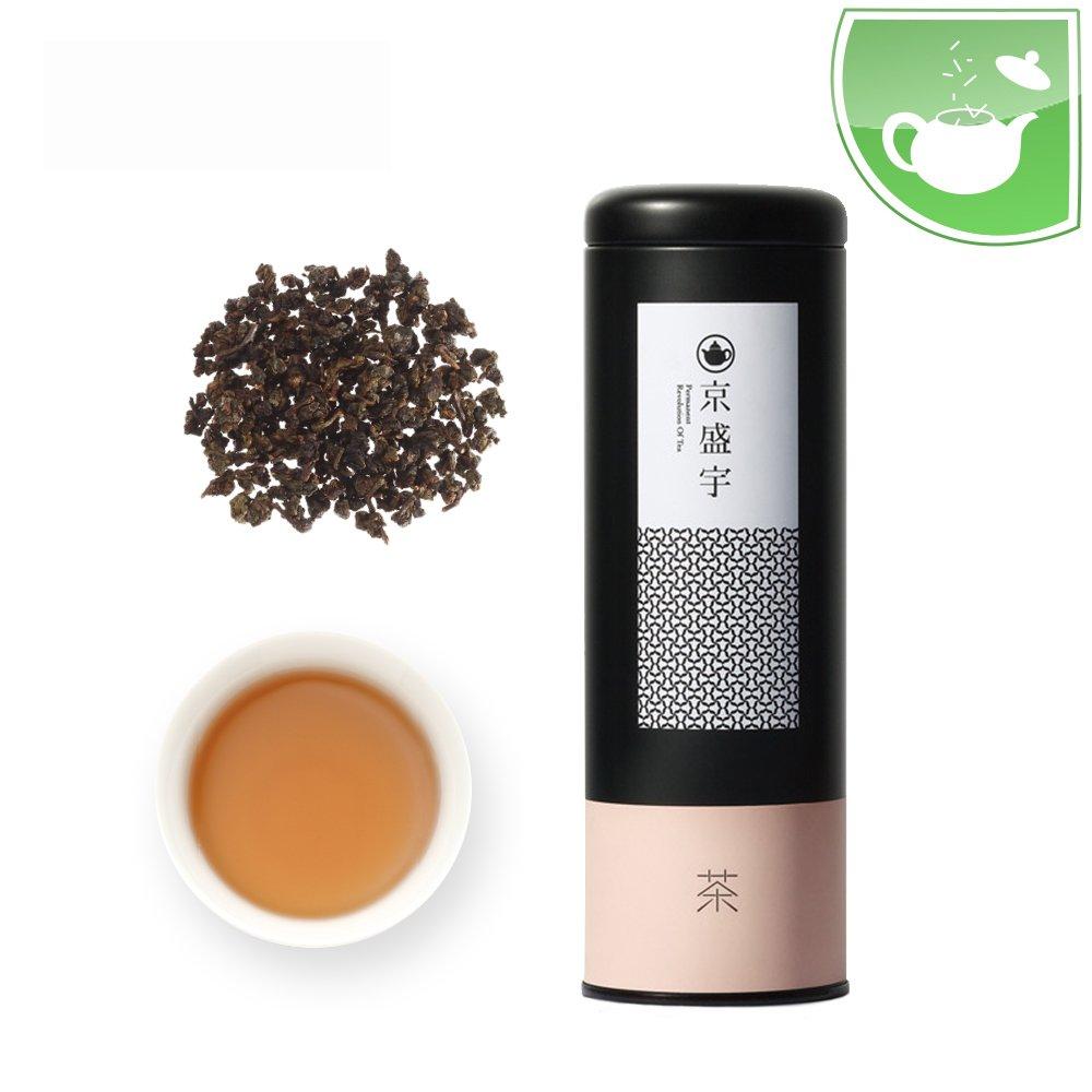 Taiwan Oolong Tea- Canister of Loose Leaf Guei Fei Tea, 100g from Jing Sheng Yu by JING SHENG YU CO., LTD.