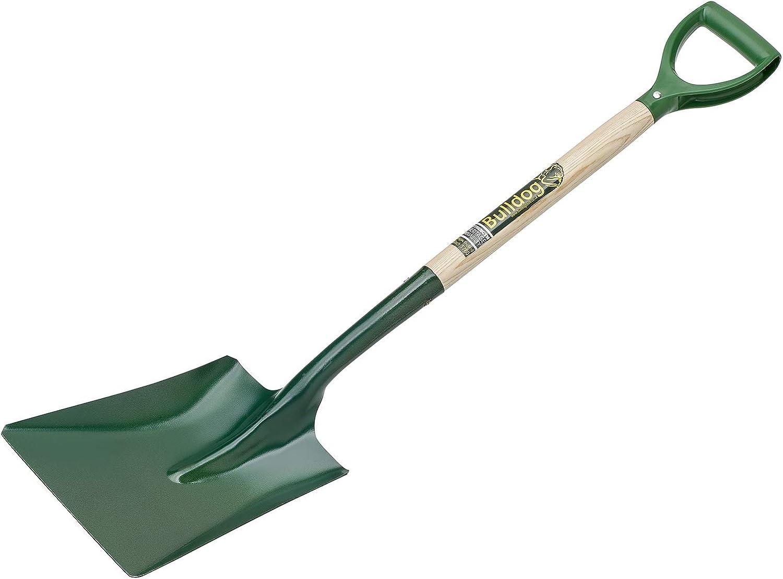 Bulldog 2SM2PD Open Socket Square Shovel