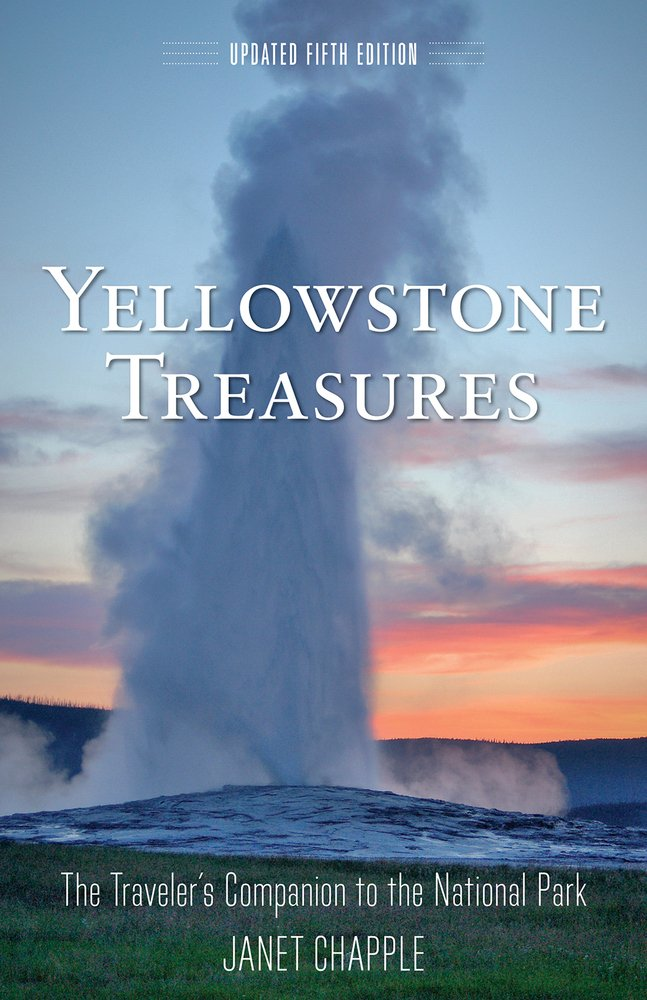 Yellowstone Treasures Travelers Companion National product image