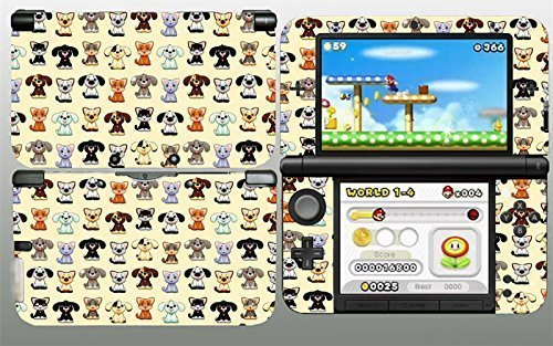 cats-dogs-kitten-puppy-vinyl-skin-decal-sticker-for-new-3ds-xl