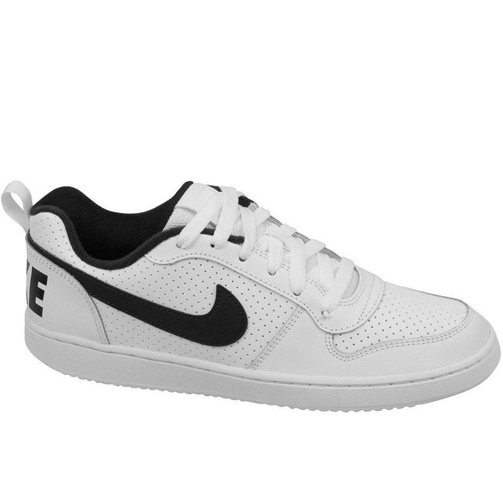 NIKE Court Borough Low GS - 839985101 - Color White - Size: 7.0