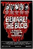 Beware! The Blob - 1972 - Movie Poster