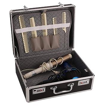 Amazon.com: Kit de caja de peluquería para maleta de ...
