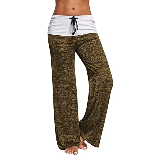 Pantalones de yoga para adelgazar Ropa deportiva de mujer ...