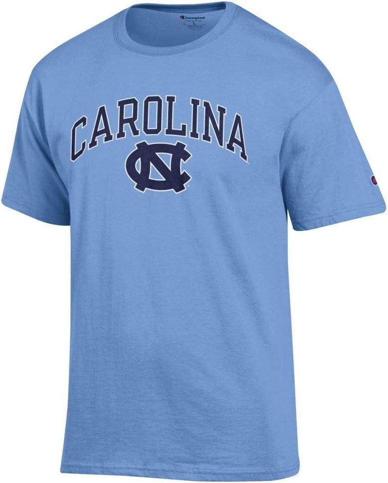 Elite Fan Shop NCAA Men's Team Color Short Sleeve T-Shirt Arch : Clothing