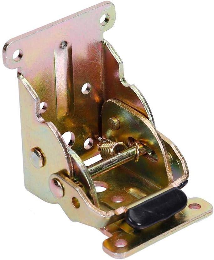 Starnearby Bisagra plegable de hierro para patas de mesa, mesa, escritorio, silla, extensión, cierre automático, bisagras con freno: Amazon.es: Bricolaje y herramientas