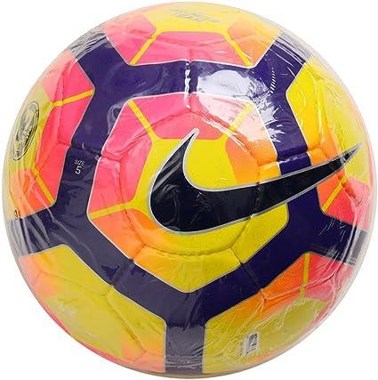 cantante Debe Quizás  Amazon.com: Nike Premier Team - Balón de fútbol, Amarillo, 5: Sports &  Outdoors