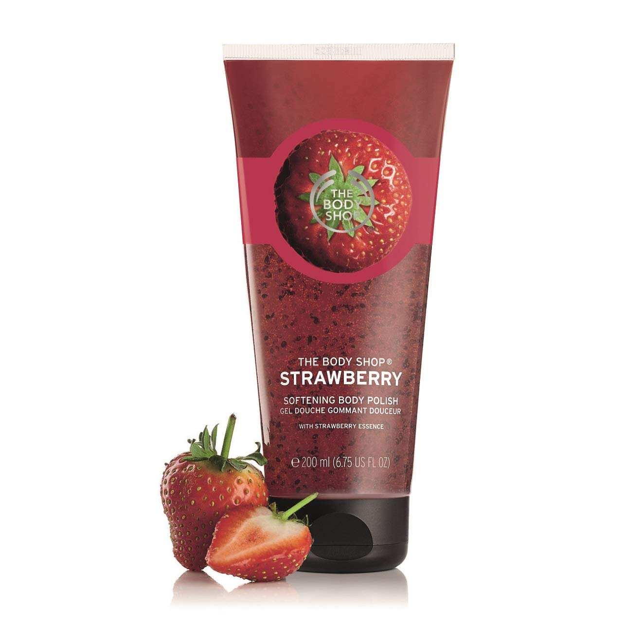 The Body Shop Strawberry Body Polish Scrub