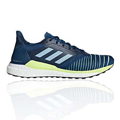 b4c483039 adidas Solar Glide Running Shoes - SS19-7.5 - Green