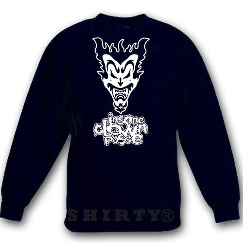 Insane Clown Posse 1 - Sweat - Shirt - schwarz - S bis 5XL - 1047
