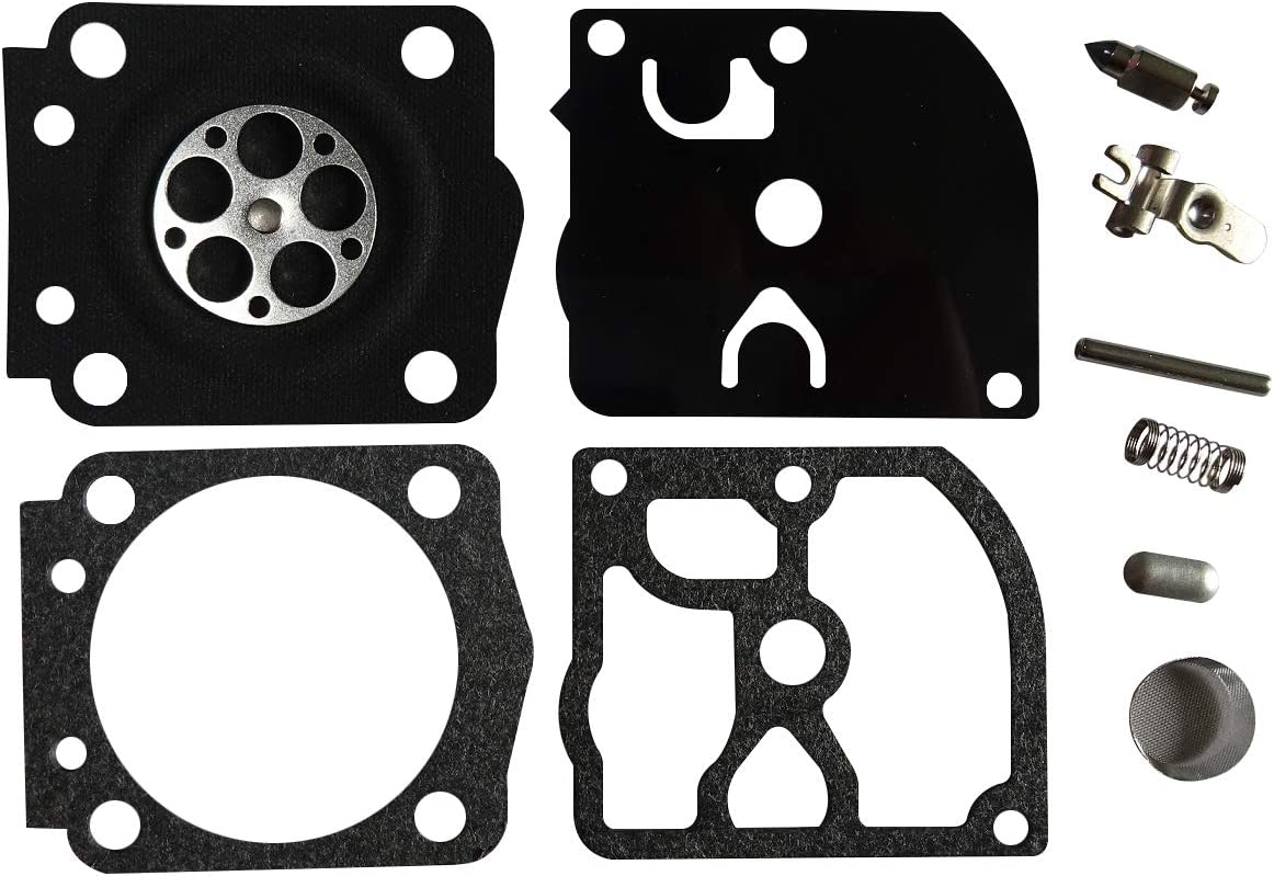 C/·T/·S Kit de r/éparation de carburateur remplace ZAMA RB-187 pour Stihl MS150 ZAMA C1Q-S200B C1Q-S262