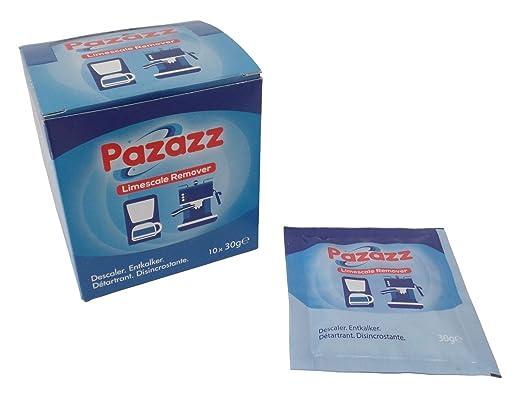 PAZAZZ Limescale Remover - Descalcificador en polvo - Para ...