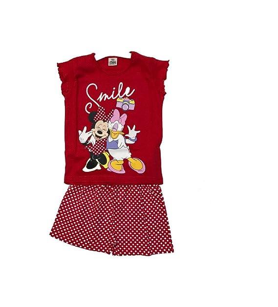 Aldi (Disney) - Pijama - para niña rojo rosso