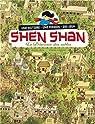 Shen Shan, tome 5 : La princesse des sables par Lévy