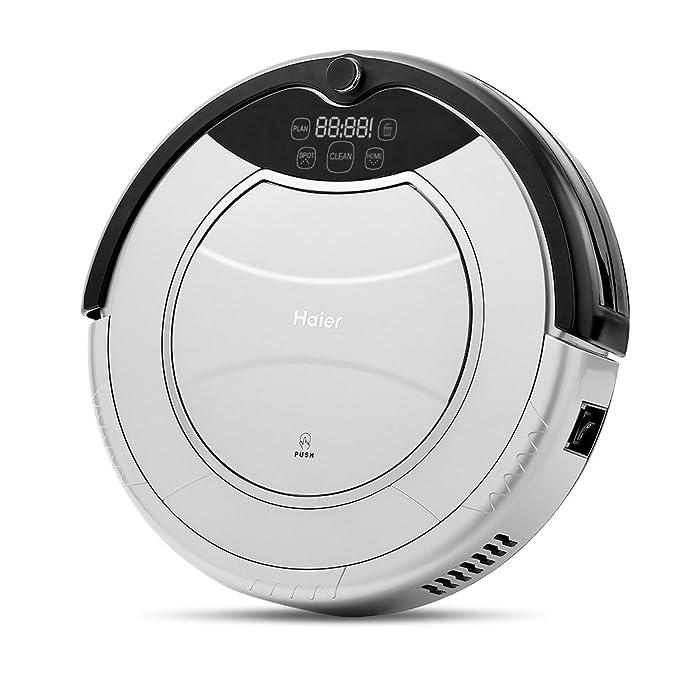 Haier T325 Robot aspirador: Amazon.es: Electrónica