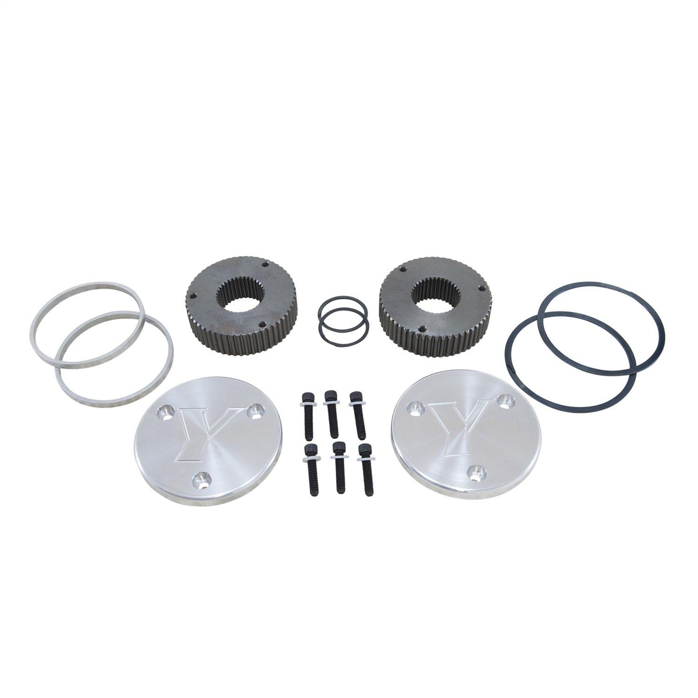 Yukon Gear & Axle (YHC50005) Hardcore Drive Flange Kit for Dana 60 Differential