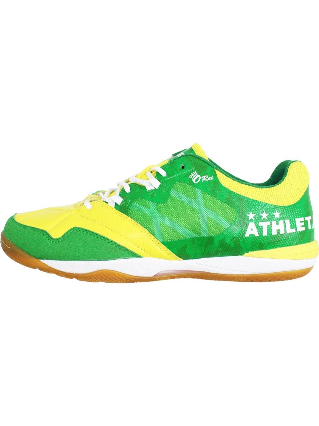ATHLETA(アスレタ) O-Rei Futsal Falcao 11008-FYKG B079WLB5D9Fイエロー/Kグリーン 29