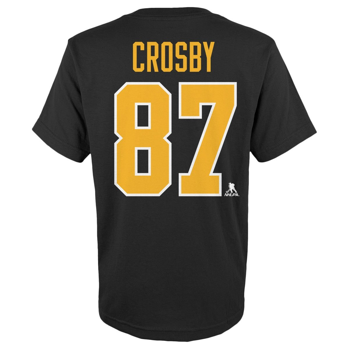 info for 82b08 96968 Outerstuff Sidney Crosby Pittsburgh Penguins #87 NHL Youth Player T-Shirt