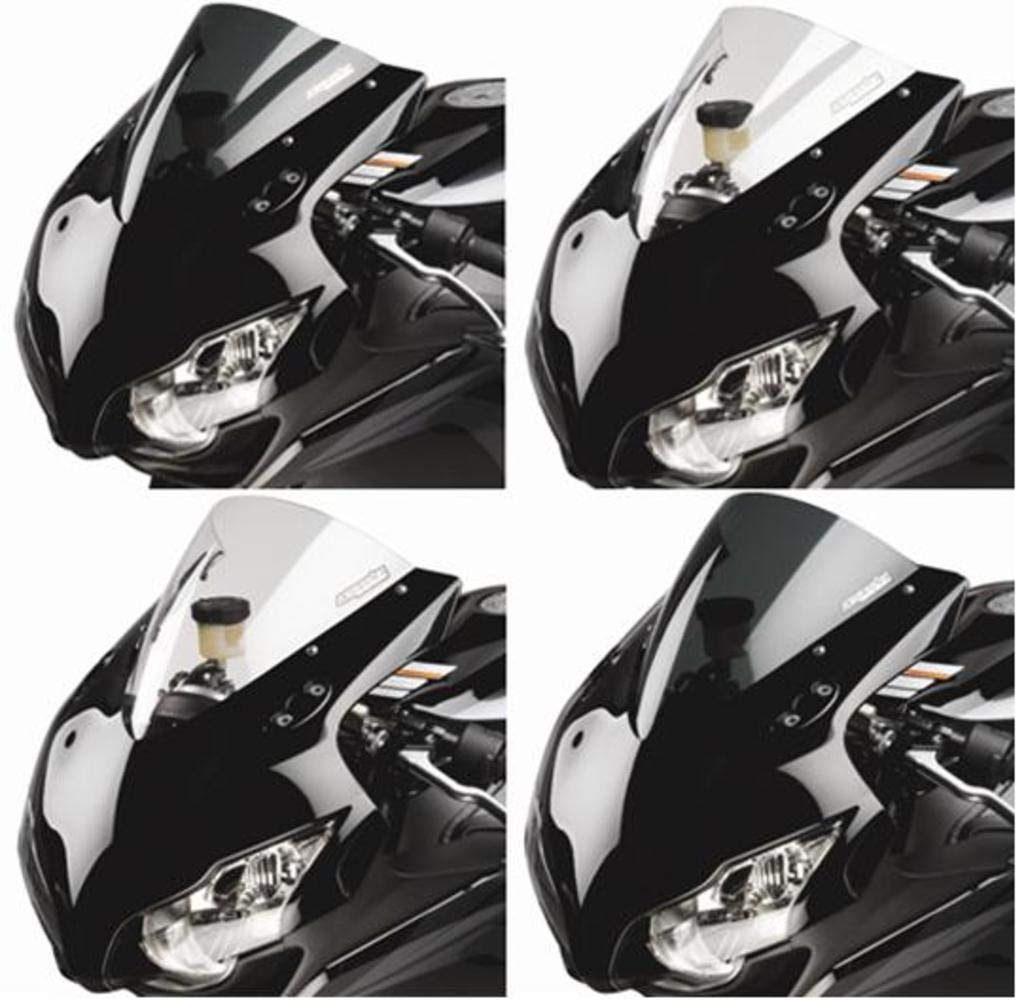 Hotbodies Racing 50801-1604 Clear Stock Replacement SS Windscreen