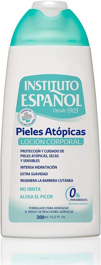 Instituto Español Loción Corporal para Piel Atópica - Hipoalergénica - 300 ML