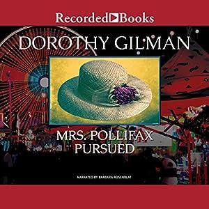 Mrs. Pollifax Pursued Hörbuch