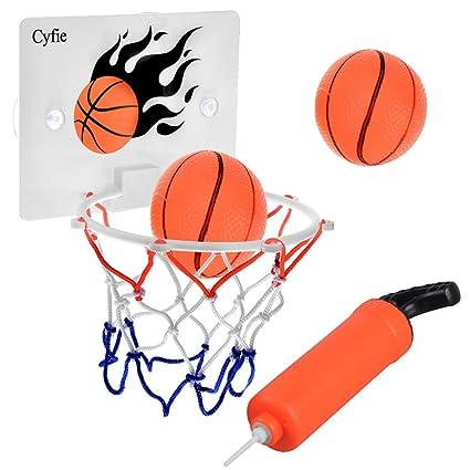 Amazon.com: Upgraded Mini Baloncesto Juguete, computadora de ...