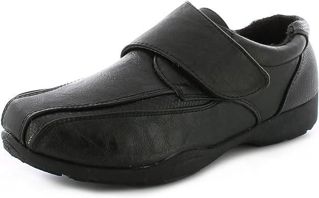 Damen Schuhe Dr Keller Klettverschuss Keilabsatz Schuhe