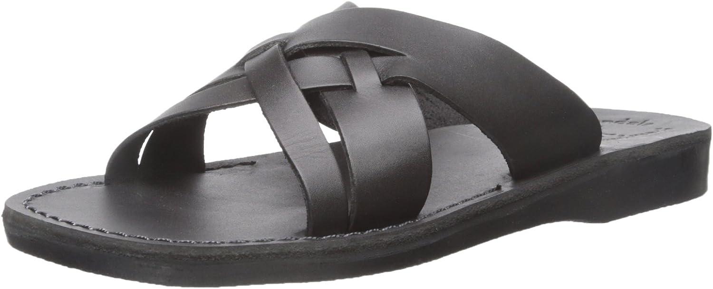 Jerusalem Sandals Men's Jesse Slide Sandal