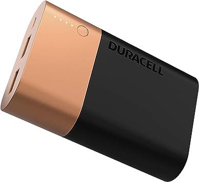 Duracell - Powerbank 10050 Mah, Batería Externa de Carga Rápida ...
