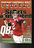 SPORTS ILLUSTRATED, FANTASY FOOTBALL GUIDE, 2017# 22 QBs ARE EVERY THING
