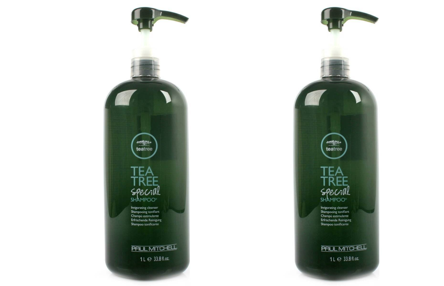 Paul Mitchell SpUOUu Tea Tree Special Shampoo, 33.8 oz., 2 Units