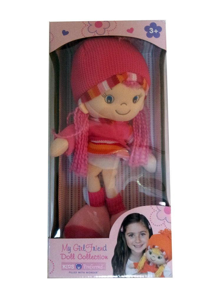 Kids Preferred My Girlfriend Doll Collection