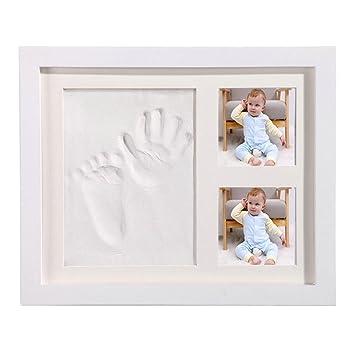 Amazon.com : Hantajanss Baby Keepsake Frame Preserves Priceless ...