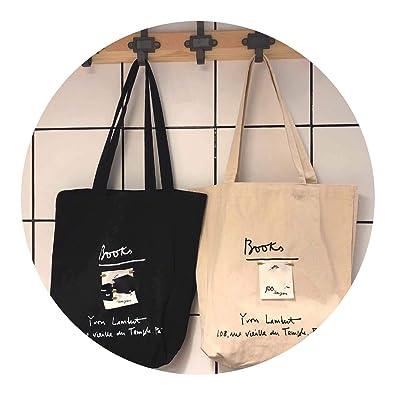 Amazon.com: Bolsas de algodón para la compra, plegables ...