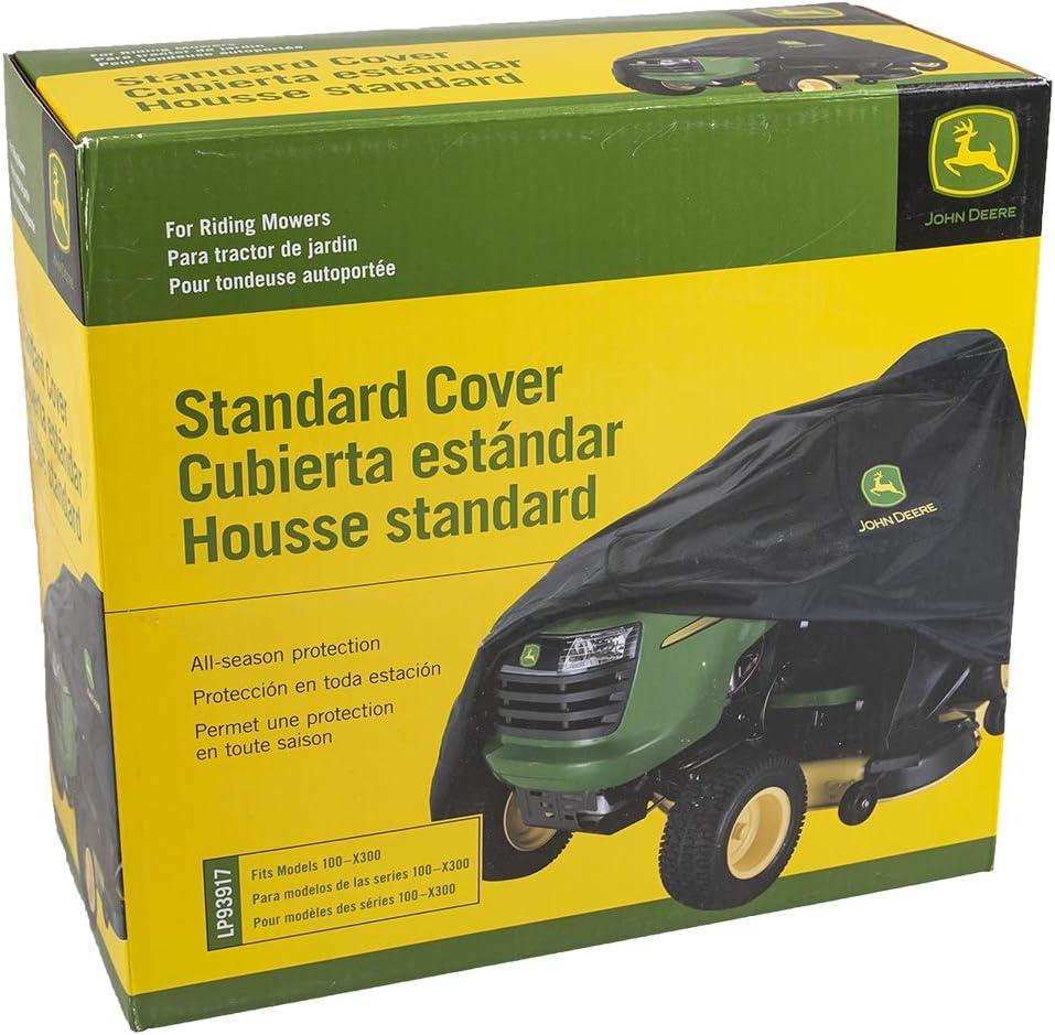 Amazon.com: John Deere funda estándar para cortadora ...