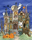 Haunted House Jigsaw 1000 Piece Puzzle