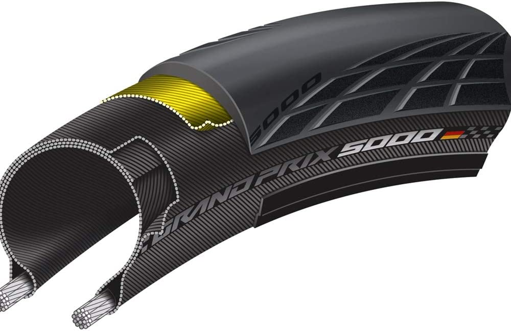 Continental Grand Prix 5000 Performance Road Bike Tire
