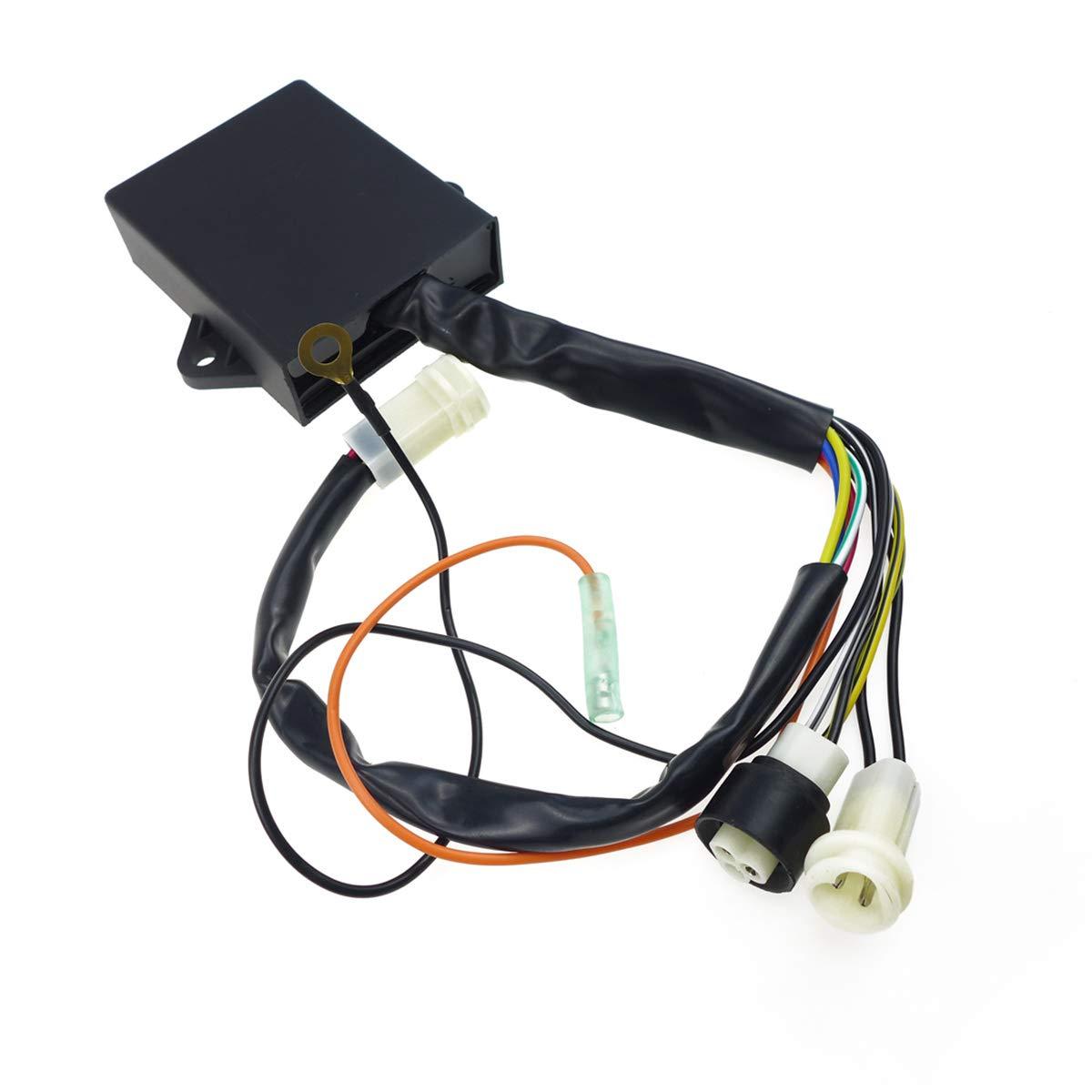 3HN-85540-10-00 Ignition CDI Box for Yamaha Big Bear YFM350FW 4x4 Moto-4 YFM350ER 1990 1991 1992 1993 1994