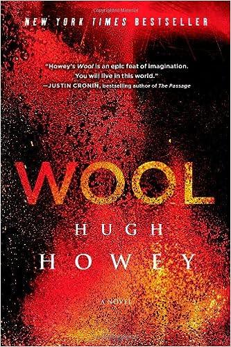 Wool: Howey, Hugh: 9781476735115: Amazon.com: Books