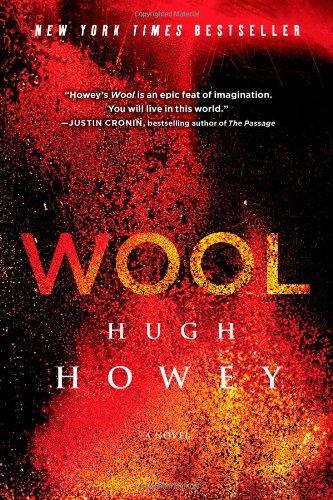 """""""Wool"""" av Hugh Howey"""