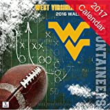 West Virginia Mountaineers 2017 Calendar