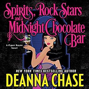 Spirits, Rock Stars, and a Midnight Chocolate Bar Audiobook