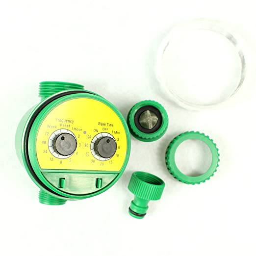 Smart controlador de riego automático riego temporizador Rotary ...